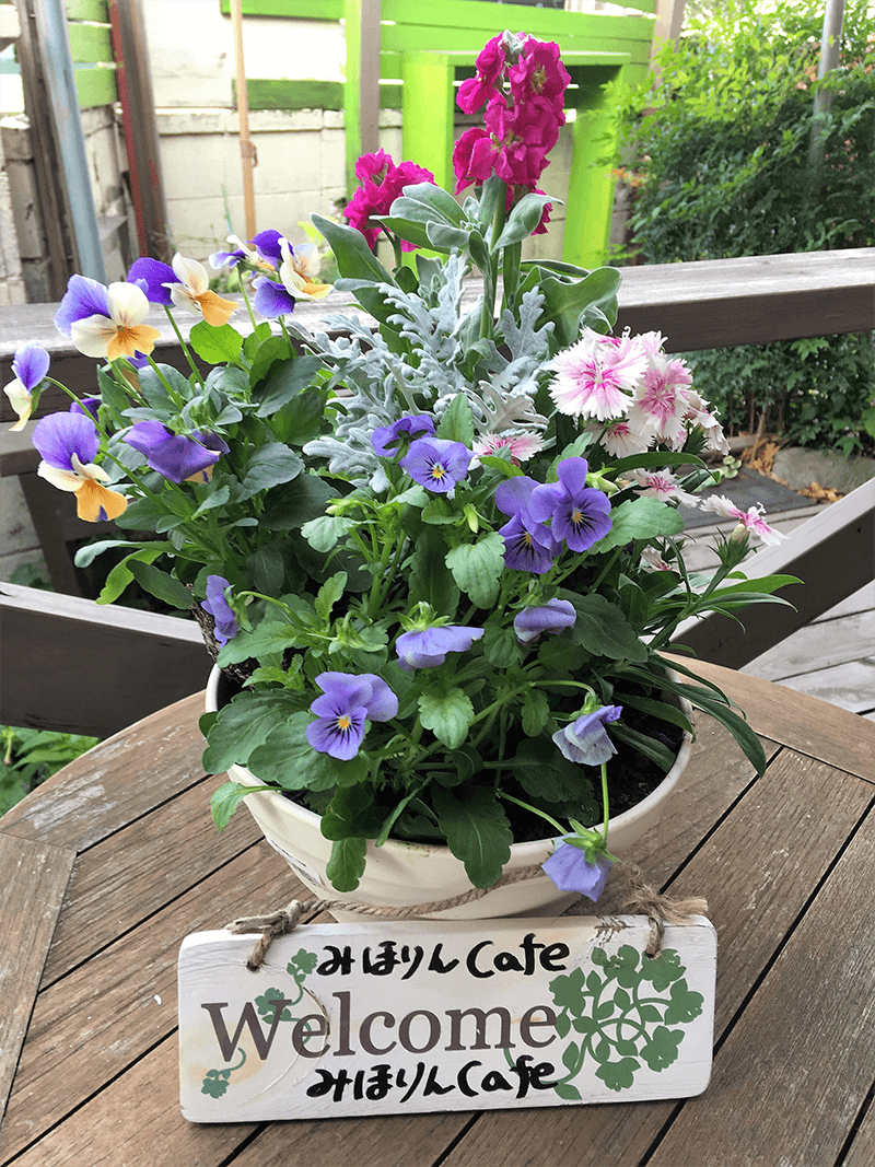 癒しの古民家「みほりんcafé」
